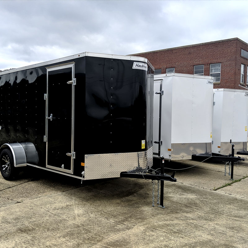 Open and Enclosed Trailers